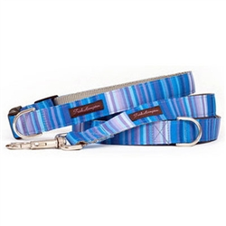 Blue Candy Stripe Collection