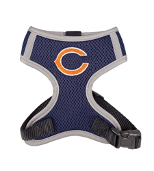 Chicago Bears Dog Harness Vest