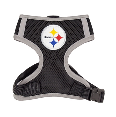 Pittsburgh Steelers Dog Harness Vest