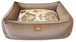 Coco Lounge Bed/Heirloom Camel