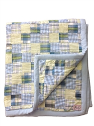 Picnic Blankee (Blanket) in Blue by Ruff Ruff Couture®