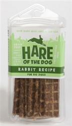 Hare of the Dog - 100% Rabbit Big Dog Jerky Treats