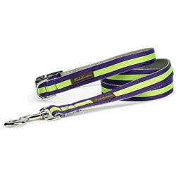 Deep Purple/Neon Green Stripe Collection