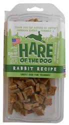 Hare of the Dog - 100% Rabbit Small Jerky Treats