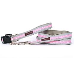 Grey/Hot Pink Mini Polka Collection