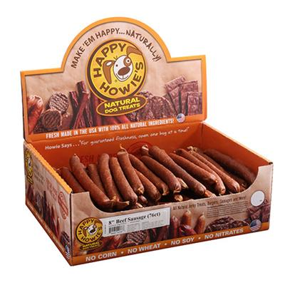 """8"""" Deli-Style Sausages"""