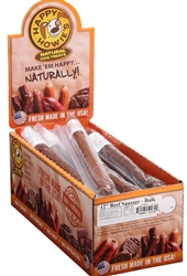 "12"" Jumbo Sausages (Individually wrapped)"