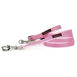 Hot Pink/White Mini Polka Collection