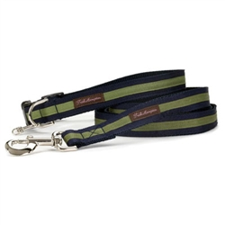 Navy/Green Stripe Collection
