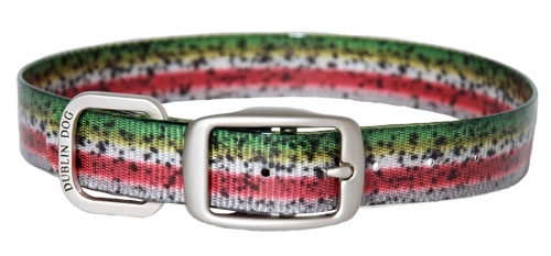 Rainbow Trout KOA Collar