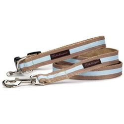 Tan/Light Blue Stripe Collection