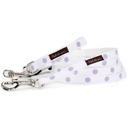White/Purple Dots Mini Collection