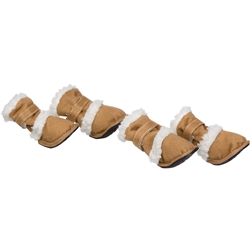 Brown 3M Thinsulate Duggz  Shoes