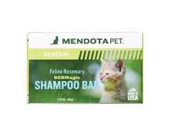 3.5 oz Feline Organic Shampoo Bar - Rosemary