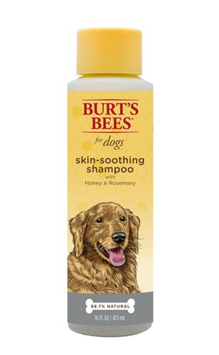 Burt's Bees™ Skin-Soothing Shampoo with Rosemary and Honey, 16 Ounces