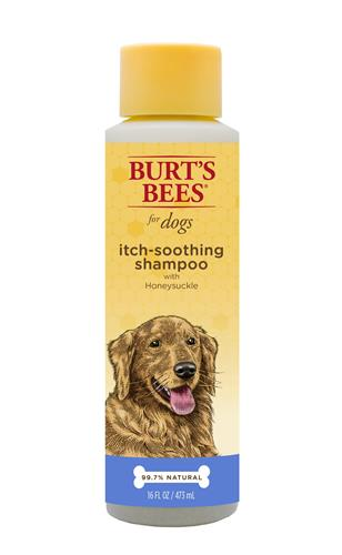 Burt's Bees™ Itch Soothing Shampoo with Honeysuckle, 16 Ounces