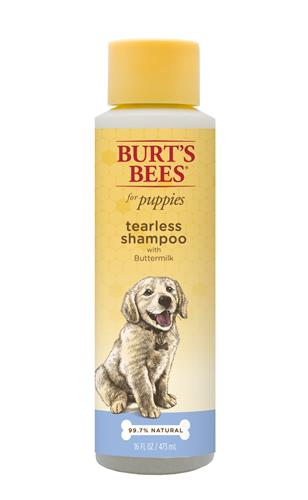 Burt's Bees™ Puppy Tearless Shampoo with Buttermilk, 16 Ounces