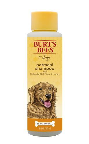 Burt's Bees™ Oatmeal Dog Shampoo with Colloidal Oat Flour and Honey, 16 Ounces