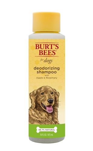 Burt's Bees™ Deodorizing Shampoo with Apple and Rosemary, 16 Ounces