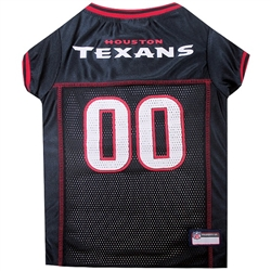 NFL Houston Texans Dog Jerseys