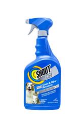 Shout® Ultra Pro Stain and Odor Remover