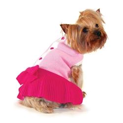 Cute Lady Sweater Dress