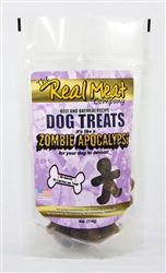 Zombies (Beef, Oatmeal & Molasses Cookies) Dog treats - 4oz