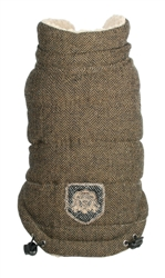 Herringbone Quilted Vest