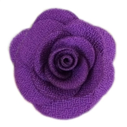 Hannah Collar Flower - Assorted Colors