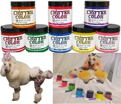Critter Color Fur Coloring