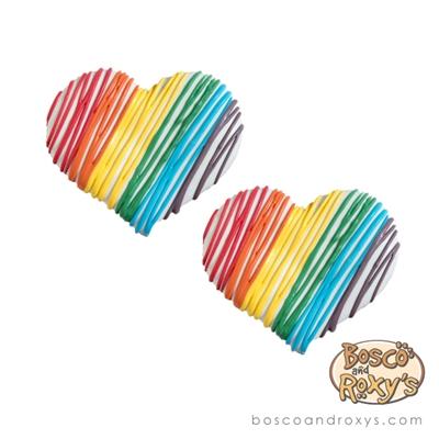 Pride Hearts, 18/Case, MSRP - $2.49