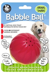 Large Dog Animal Sounds Babble Ball