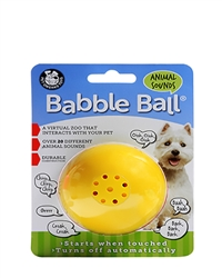 Medium Dog Animal Sounds Babble Ball
