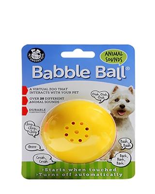 Medium Dog Animal Sounds Babble Ball