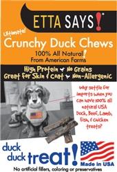 4 inch Crunchy Chews Bulk - 36 sticks (appx 1 pound)