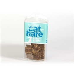 Cat Hare 100% Rabbit Jerky