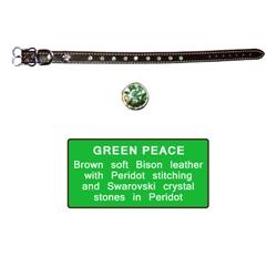 """Bucky Collar """"Green Peace"""""""