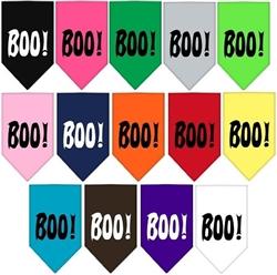 Boo! Screen Print Bandana