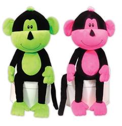 """Frick n Frack"" TWO-FURRS - Set of Neon Marley Monkeys"
