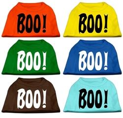 BOO! Screen Print Shirts