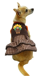 Save the Turkey Dress by Ruff Ruff Couture®