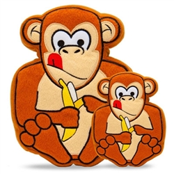 Monkey Dog Toy