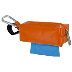 Duffel - Solid Orange w/1 Roll