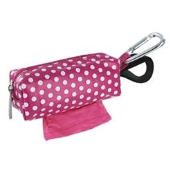 Duffel - Pink Dots w/1 Roll