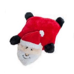 Holiday Squeakie Pad Santa