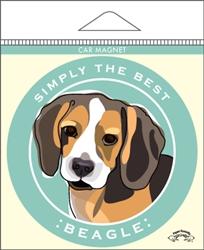 Beagle - Car Magnet