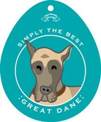 Great Dane - Sticker