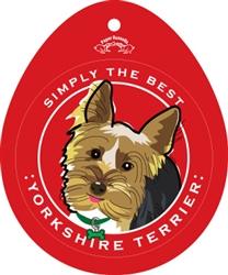 Yorkshire Terrier - Sticker