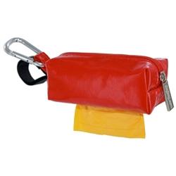 Duffel - Solid Red w/1 Roll