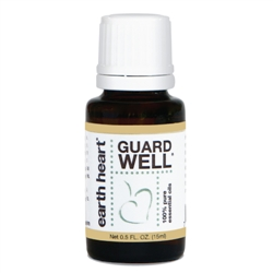 15ml Guard Well Essential Oil Blend for Diffusers by Earth Heart Inc.